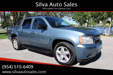 2011 Chevrolet Avalanche for sale at Silva Auto Sales in Pompano Beach FL