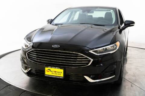 2020 Ford Fusion for sale at AUTOMAXX MAIN in Orem UT