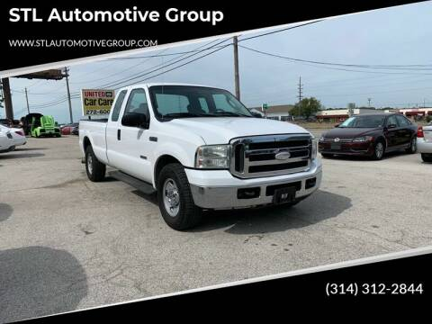 2005 Ford F-250 Super Duty for sale at STL Automotive Group in O'Fallon MO