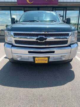 2012 Chevrolet Silverado 1500 for sale at East Carolina Auto Exchange in Greenville NC