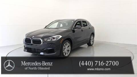 2021 BMW X2 for sale at Mercedes-Benz of North Olmsted in North Olmstead OH