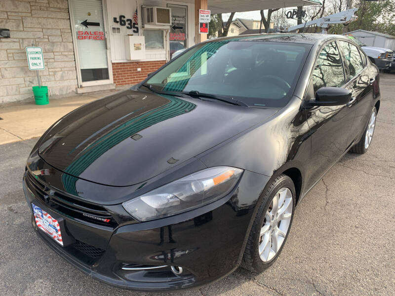 2013 Dodge Dart for sale at New Wheels in Glendale Heights IL