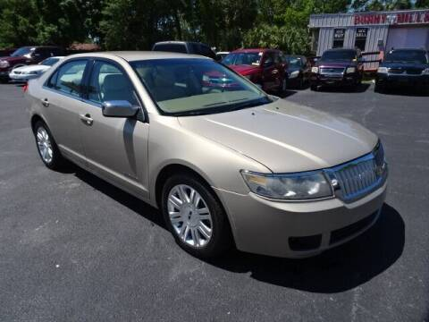 2006 Lincoln Zephyr for sale at DONNY MILLS AUTO SALES in Largo FL