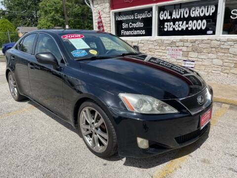 2008 Lexus IS 250 for sale at GOL Auto Group in Austin TX