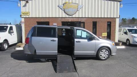 2019 Dodge Grand Caravan for sale at Vans Of Great Bridge in Chesapeake VA