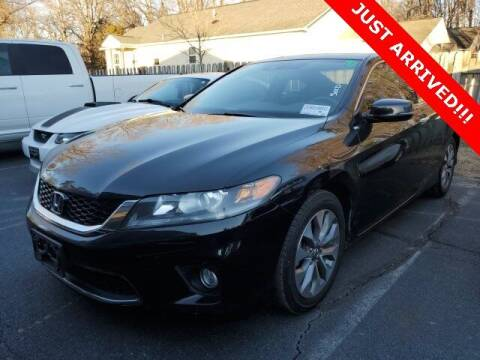 2014 Honda Accord for sale at Impex Auto Sales in Greensboro NC