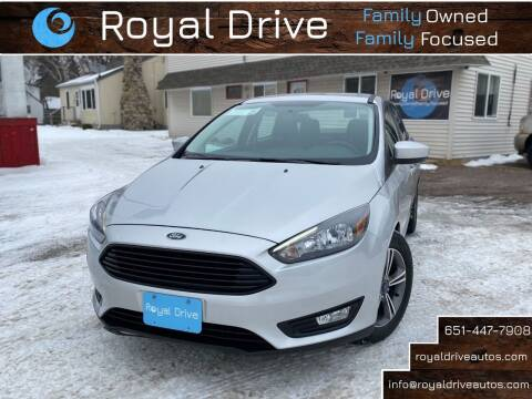 2018 Ford Focus for sale at Royal Drive in Newport MN