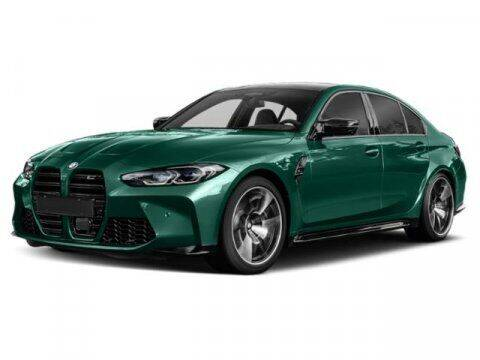 2021 BMW M3 for sale at Park Place Motor Cars in Rochester MN