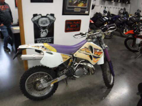 1995 KTM 300 EXC for sale at Road Track and Trail in Big Bend WI