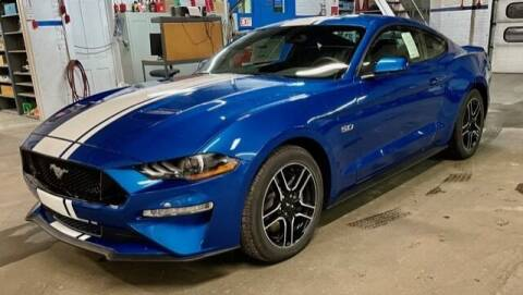 2020 Ford Mustang for sale at Reinecke Motor Co in Schuyler NE