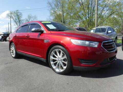 2014 Ford Taurus for sale at Rob Co Automotive LLC in Springfield TN