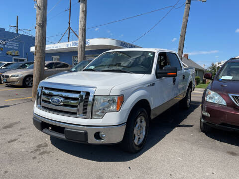 2009 Ford F-150 for sale at Ideal Cars in Hamilton OH