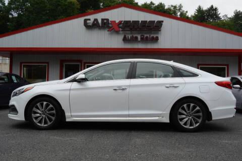 2016 Hyundai Sonata for sale at Car Xpress Auto Sales in Pittsburgh PA