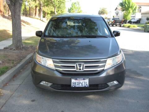 2011 Honda Odyssey for sale at StarMax Auto in Fremont CA