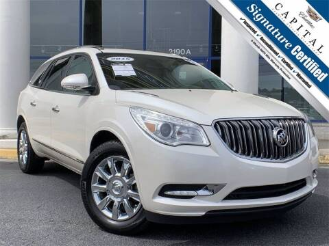 2015 Buick Enclave for sale at Capital Cadillac of Atlanta in Smyrna GA