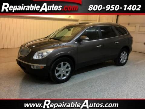 2010 Buick Enclave for sale at Ken's Auto in Strasburg ND