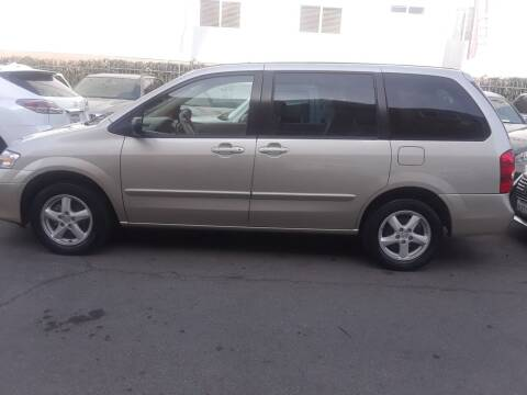 2003 Mazda MPV for sale at Western Motors Inc in Los Angeles CA