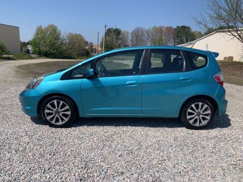 2013 Honda Fit for sale at MEEK MOTORS in North Chesterfield VA