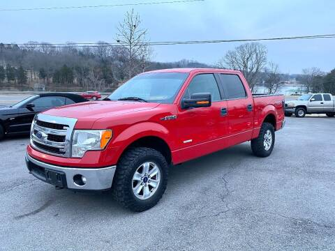 2014 Ford F-150 for sale at Redline Motorplex,LLC in Gallatin TN