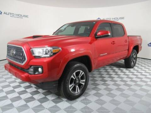 2019 Toyota Tacoma for sale at AUTO HOUSE TEMPE in Tempe AZ
