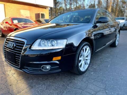 2011 Audi A6 for sale at Magic Motors Inc. in Snellville GA
