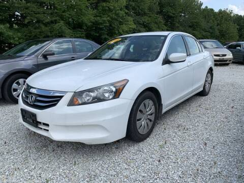 2012 Honda Accord for sale at Doyle's Auto Sales and Service in North Vernon IN