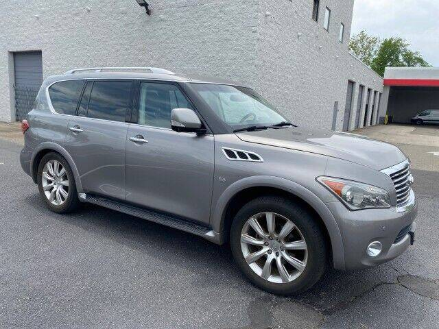 2014 Infiniti QX80 for sale at Car Revolution in Maple Shade NJ