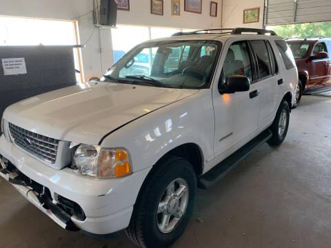2005 Ford Explorer for sale at PYRAMID MOTORS - Pueblo Lot in Pueblo CO