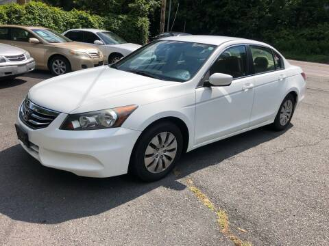2012 Honda Accord for sale at 22nd ST Motors in Quakertown PA