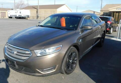 2015 Ford Taurus for sale at Will Deal Auto & Rv Sales in Great Falls MT