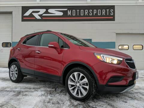2018 Buick Encore for sale at RS Motorsports, Inc. in Canandaigua NY