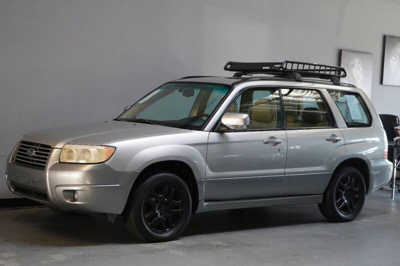 2007 Subaru Forester for sale at Overland Automotive in Hillsboro OR