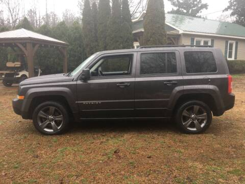 2015 Jeep Patriot for sale at March Motorcars in Lexington NC