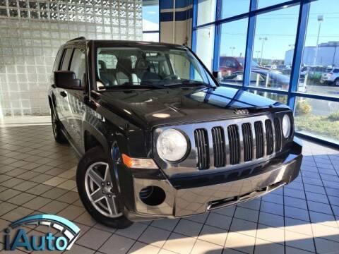 2008 Jeep Patriot for sale at iAuto in Cincinnati OH
