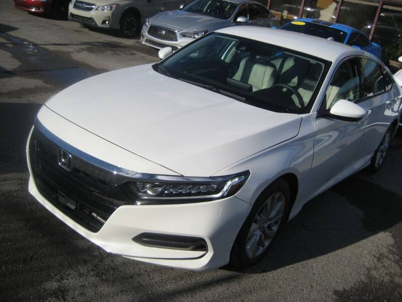 2020 Honda Accord for sale at Import Auto Connection in Nashville TN