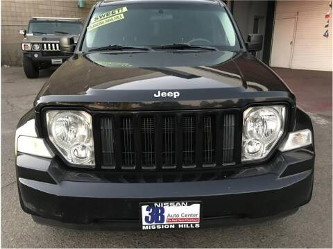 2011 Jeep Liberty for sale at 3B Auto Center in Modesto CA