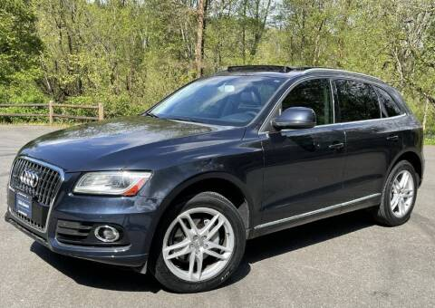 2013 Audi Q5 for sale at Halo Motors in Bellevue WA