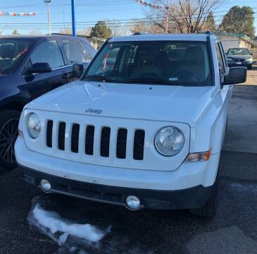 2011 Jeep Patriot for sale at Nations Auto Inc. II in Denver CO