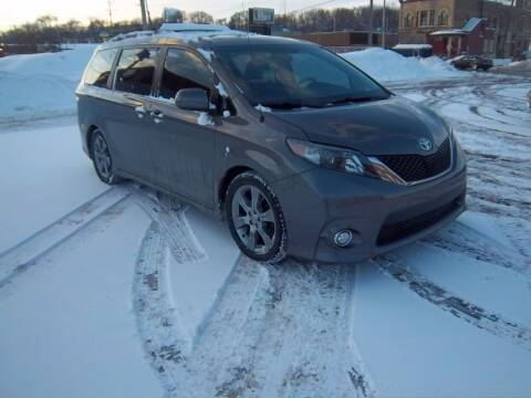 2011 Toyota Sienna for sale at First Rate Motors in Milwaukee WI
