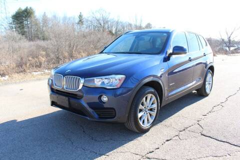2017 BMW X3 for sale at Imotobank in Walpole MA