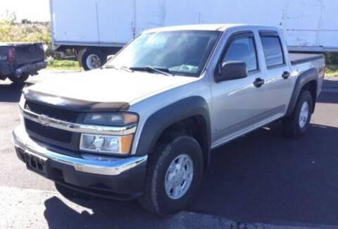 2006 Chevrolet Colorado for sale at Walton's Motors in Gouverneur NY