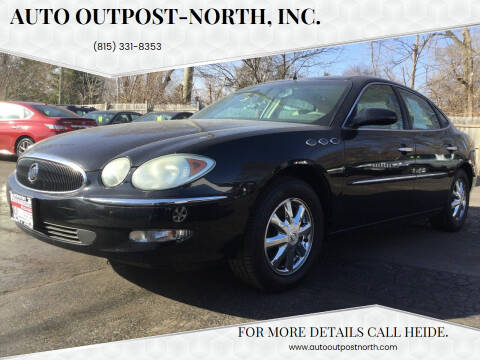 2005 Buick LaCrosse for sale at Auto Outpost-North, Inc. in McHenry IL