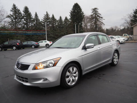 2010 Honda Accord for sale at Patriot Motors in Cortland OH