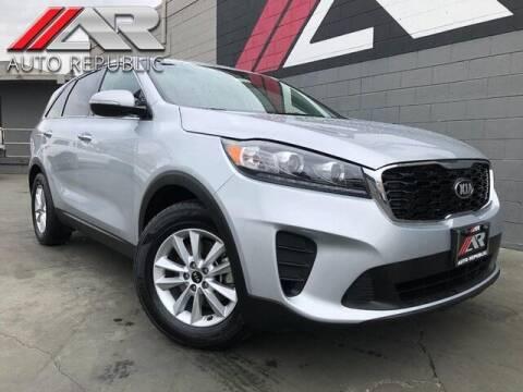 2019 Kia Sorento for sale at Auto Republic Fullerton in Fullerton CA