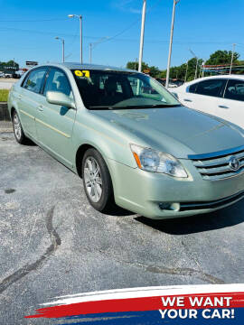 2007 Toyota Avalon for sale at Guidance Auto Sales LLC in Columbia TN