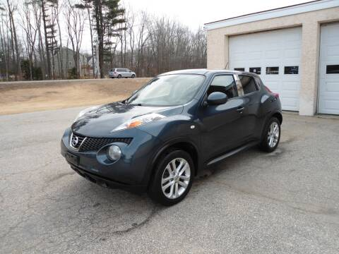 2013 Nissan JUKE for sale at Route 111 Auto Sales in Hampstead NH