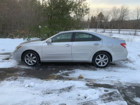 2007 Lexus ES 350 for sale at Top Notch Auto & Truck Sales in Gilmanton NH