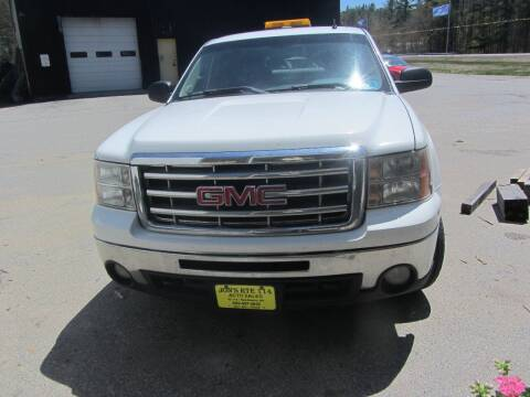 2011 GMC Sierra 1500 for sale at Jons Route 114 Auto Sales in New Boston NH