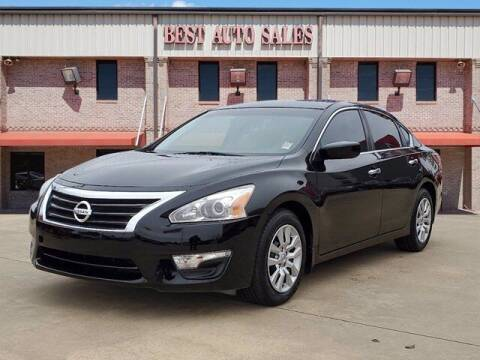 2013 Nissan Altima for sale at Best Auto Sales LLC in Auburn AL