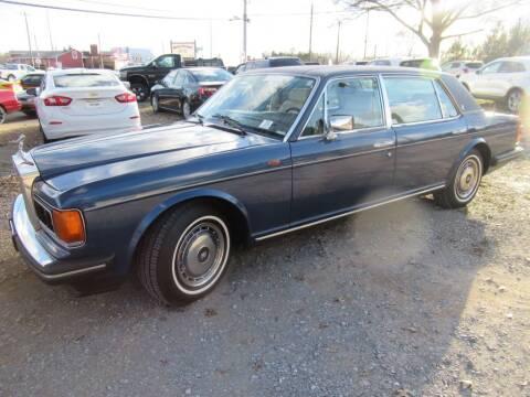 1991 Rolls-Royce Silver Spur for sale at Dallas Auto Mart in Dallas GA